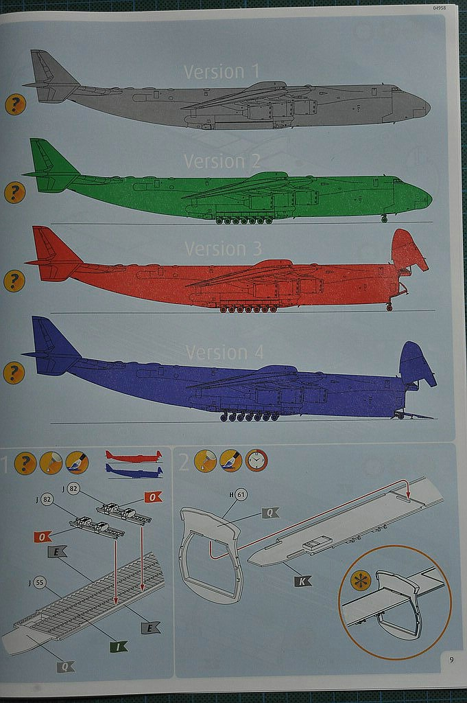 Revell-04958-Antonov-An-225-Mrija-16 Antonov An-225 MRIJA in 1:144 von Revell 04958