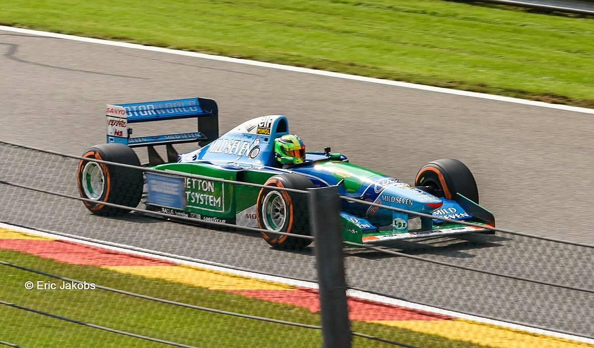 Revell-05689-25th-Anniversary-Benetton-Ford-B194 Revell-Neuheiten 2019 - das II. bis IV. Quartal
