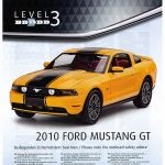 Revell-07046-2010-Ford-Mustang-GT-150x150 Ford Mustang GT 500 2010 im Maßstab 1:25 von Revell 07046