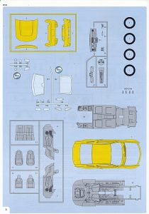 Revell-07046-2010-Ford-Mustang-GT-2-210x300 Revell 07046 2010 Ford Mustang GT (2)