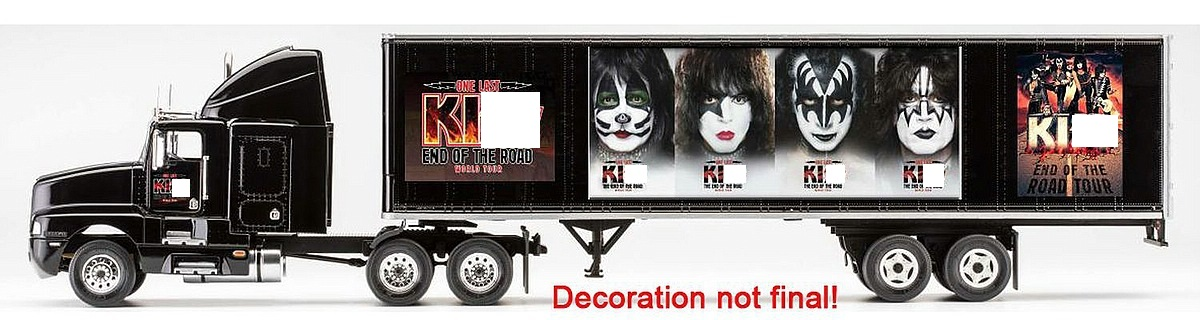 Revell-07644-Kiss-Tour-Truck-Decoration-not-final Revell-Neuheiten 2019 - das II. bis IV. Quartal