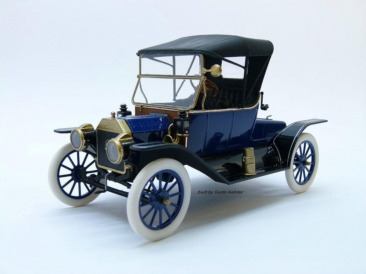 Revell-07661-Ford-T-Modell-Roadster-1913 Revell-Neuheiten 2019 - das II. bis IV. Quartal