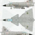 """Special-Hobby-SH-48148-Saab-AJ-38-Viggen-Attack-Version-Updated-Edition-12-150x150 SAAB AJ 37 Viggen """"Attack Version"""" Updated Edition von Special Hobby SH 48148"""