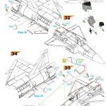 """Special-Hobby-SH-48148-Saab-AJ-38-Viggen-Attack-Version-Updated-Edition-28-150x150 SAAB AJ 37 Viggen """"Attack Version"""" Updated Edition von Special Hobby SH 48148"""
