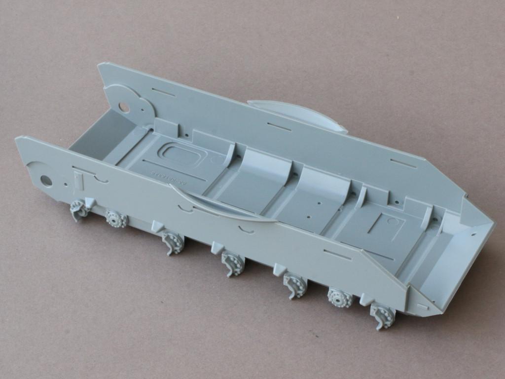 Unterwanne T-55A 1:35 Takom (#2056)