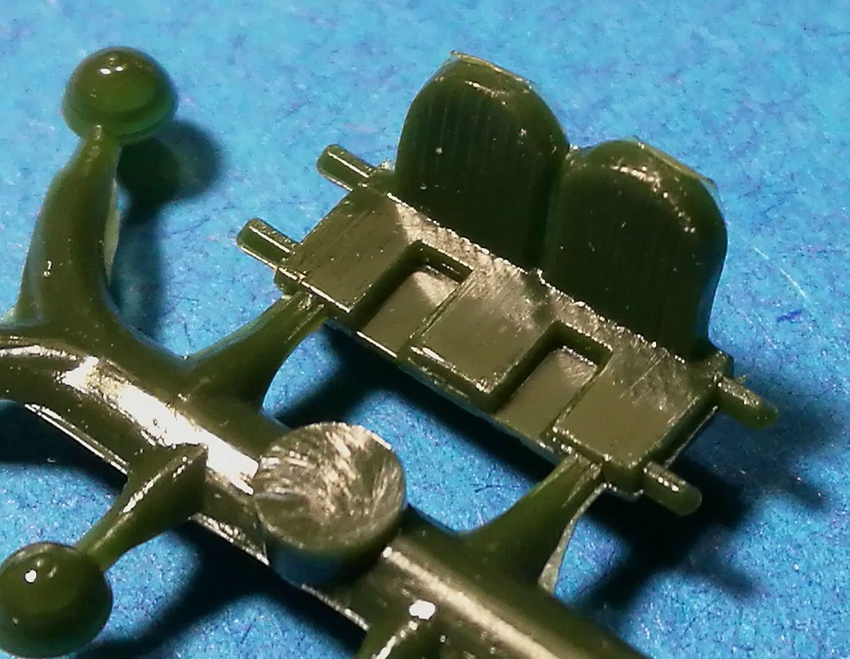 VEB-Plasticart-Mil-Mi-1-10 Kit-Archäologie: Mil Mi-1 und Mil Mi-4 im Maßstab 1:100 von VEB Plasticart