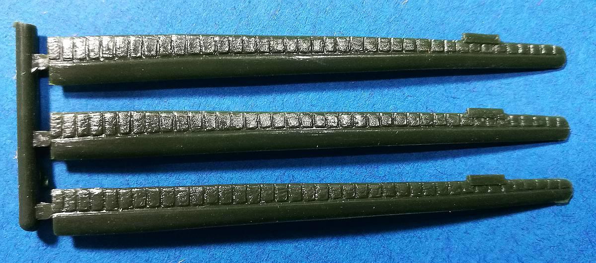 VEB-Plasticart-Mil-Mi-1-8 Kit-Archäologie: Mil Mi-1 und Mil Mi-4 im Maßstab 1:100 von VEB Plasticart
