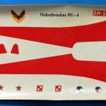 VEB-Plasticart-Mil-Mi-4-26-150x150 Kit-Archäologie: Mil Mi-1 und Mil Mi-4 im Maßstab 1:100 von VEB Plasticart