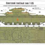 Zvezda-5061-T-35-Soviet-Heavy-Tank-1zu72-19-150x150 Soviet Heavy Tank T-35 im Maßstab 1:72 von Zvezda 5091