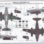 Airfix-A-04062-Messerschmitt-Me-262-B-1a-11-150x150 Messerschmitt Me 262 B-1a im Maßstab 1:72 von Airfix A04062