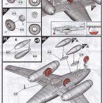 Airfix-A-04062-Messerschmitt-Me-262-B-1a-9-150x150 Messerschmitt Me 262 B-1a im Maßstab 1:72 von Airfix A04062