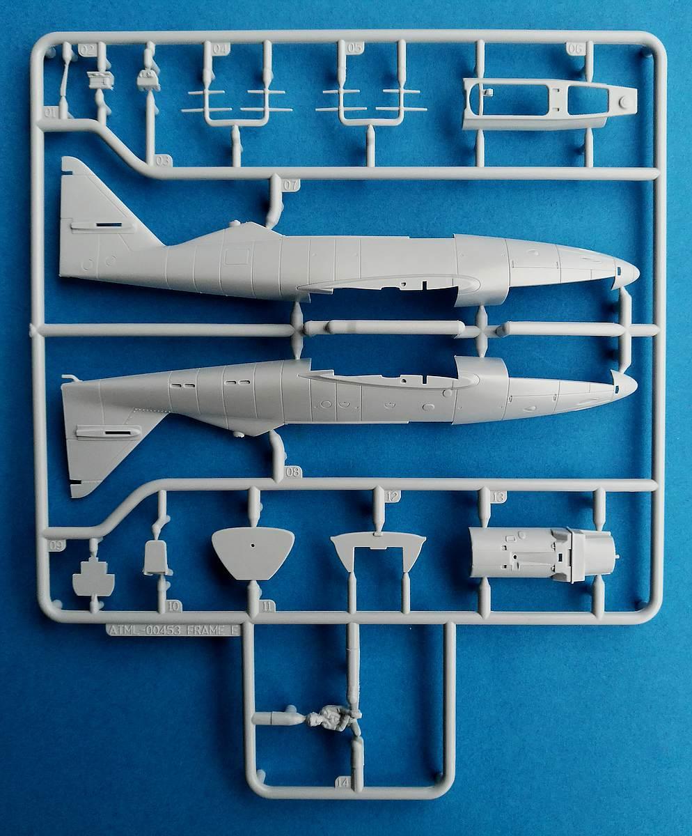 Airfix-A04062-Messerschmitt-Me-262-B-1a-11 Messerschmitt Me 262 B-1a im Maßstab 1:72 von Airfix A04062