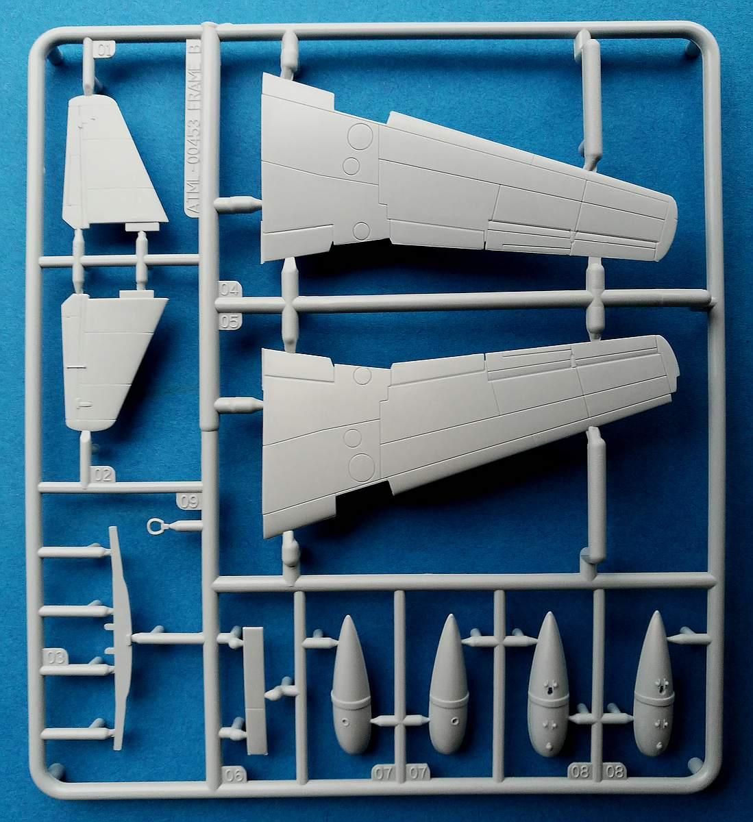Airfix-A04062-Messerschmitt-Me-262-B-1a-21 Messerschmitt Me 262 B-1a im Maßstab 1:72 von Airfix A04062