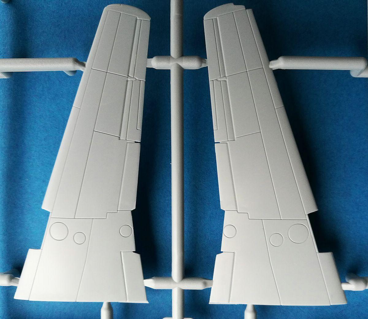 Airfix-A04062-Messerschmitt-Me-262-B-1a-23 Messerschmitt Me 262 B-1a im Maßstab 1:72 von Airfix A04062