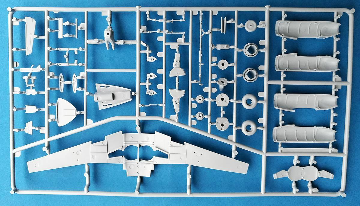 Airfix-A04062-Messerschmitt-Me-262-B-1a-27 Messerschmitt Me 262 B-1a im Maßstab 1:72 von Airfix A04062
