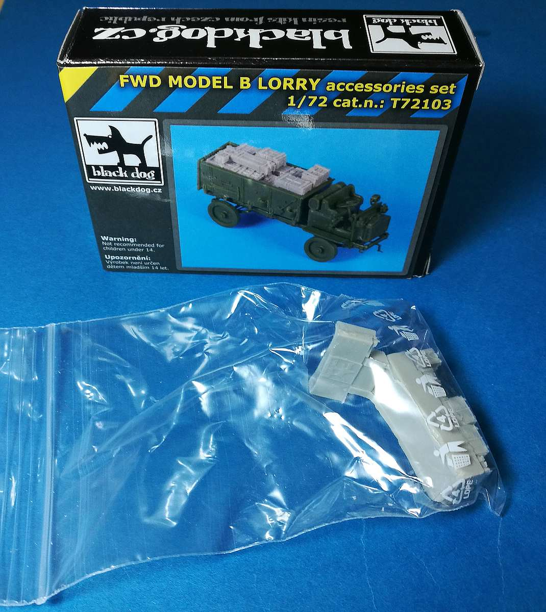 Black-Dog-T72103-FWD-Model-B-Lorry-accessories-2 FWD Model B Lorry accessories von Black Dog T72103
