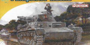 Pz. Kpfw. IV Ausf. D 1:72 Dragon (#7530)