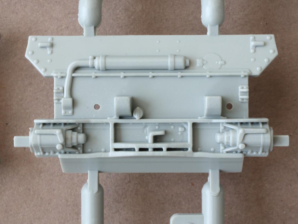 Details01 Pz. Kpfw. IV Ausf. D 1:72 Dragon (#7530)