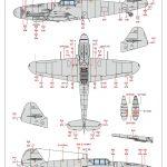Eduard-11119-Reichsverteidigung-Bauanleitung-13-150x150 Reichsverteidigung Dual Combo Bf 109 G-6 / G-14 und FW 190 A-8/R2 in  1:48 von Eduard 11119