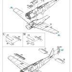 Eduard-11119-Reichsverteidigung-Bauanleitung-19-150x150 Reichsverteidigung Dual Combo Bf 109 G-6 / G-14 und FW 190 A-8/R2 in  1:48 von Eduard 11119