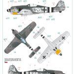 Eduard-11119-Reichsverteidigung-Bauanleitung-2-150x150 Reichsverteidigung Dual Combo Bf 109 G-6 / G-14 und FW 190 A-8/R2 in  1:48 von Eduard 11119