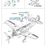Eduard-11119-Reichsverteidigung-Bauanleitung-21-150x150 Reichsverteidigung Dual Combo Bf 109 G-6 / G-14 und FW 190 A-8/R2 in  1:48 von Eduard 11119