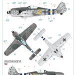Eduard-11119-Reichsverteidigung-Bauanleitung-4-150x150 Reichsverteidigung Dual Combo Bf 109 G-6 / G-14 und FW 190 A-8/R2 in  1:48 von Eduard 11119