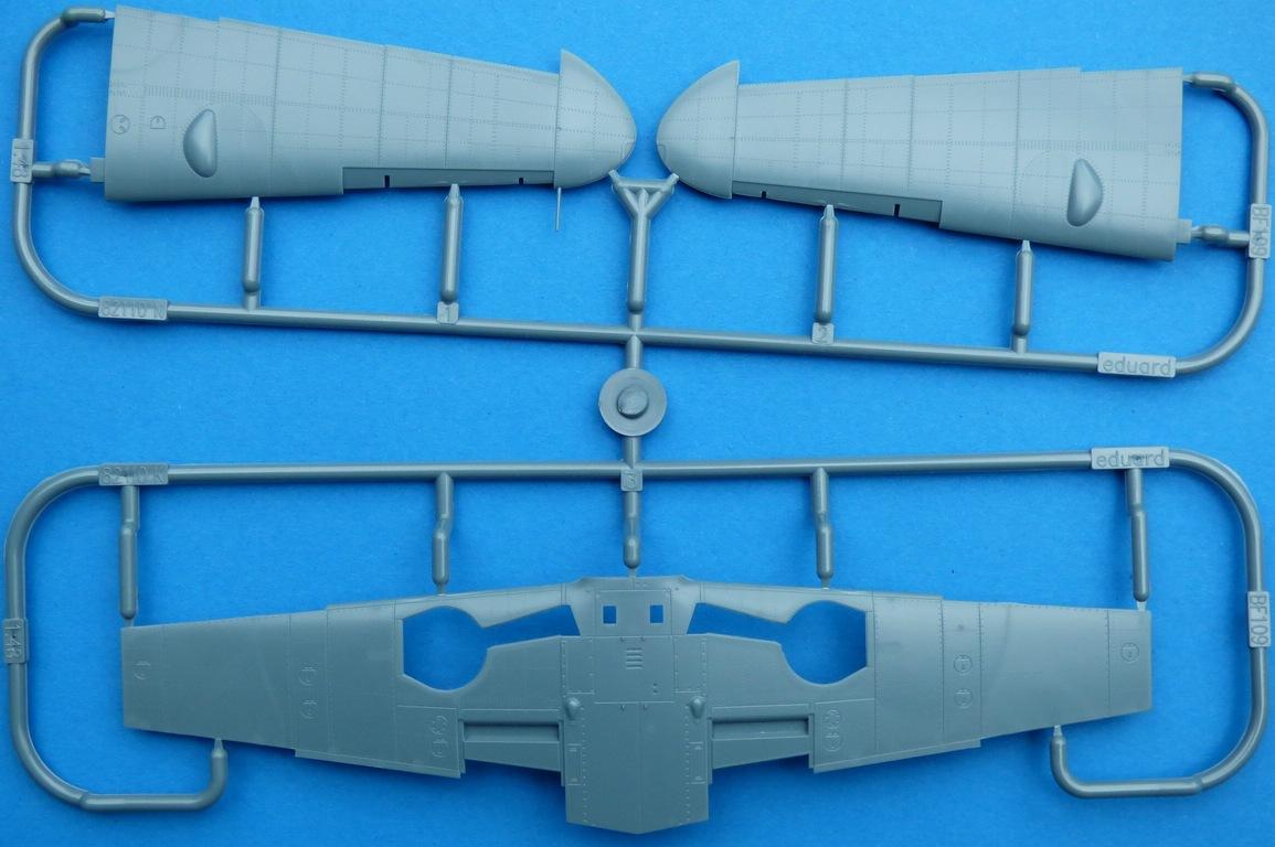 Eduard-11119-Reichsverteidigung-Bf-109-2 Reichsverteidigung Dual Combo Bf 109 G-6 / G-14 und FW 190 A-8/R2 in  1:48 von Eduard 11119