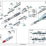 Eduard-648432-R-23R-Anleitung1-150x150 sowjetische Raketen R-23R und R-23T in 1:48 von Eduard 648432 und 648433
