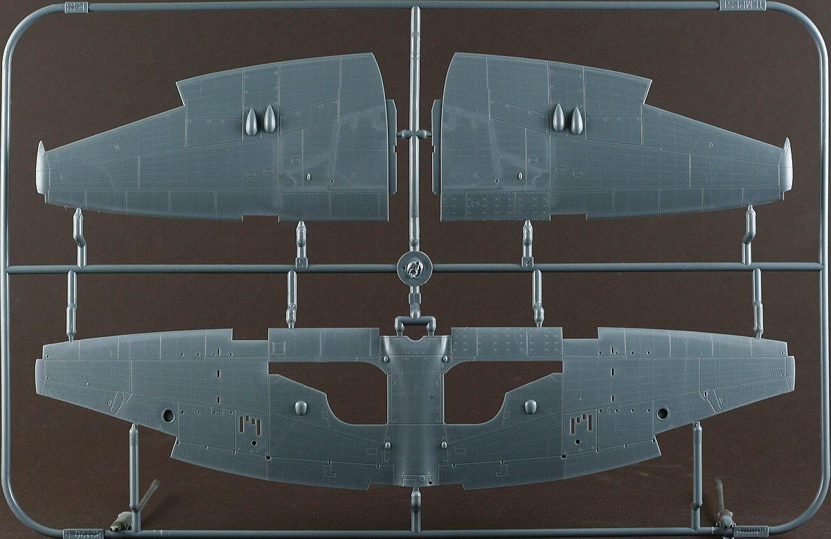 Eduard-82121-Tempest-Mk.-V-5 Hawker Tempest Mk. V Series 1 im Maßstab 1:48 von Eduard PROFIPACK 82121