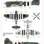 Eduard-82121-Tempest-Mk.-V-Bauanleitung-12-150x150 Hawker Tempest Mk. V Series 1 im Maßstab 1:48 von Eduard PROFIPACK 82121