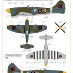Eduard-82121-Tempest-Mk.-V-Bauanleitung-8-150x150 Hawker Tempest Mk. V Series 1 im Maßstab 1:48 von Eduard PROFIPACK 82121