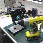 MasterTools-8505-Tischbohrmaschine-4-150x150 Tischbohrmaschine von MasterTools (HobbyBoss / Trumpeter) 08505