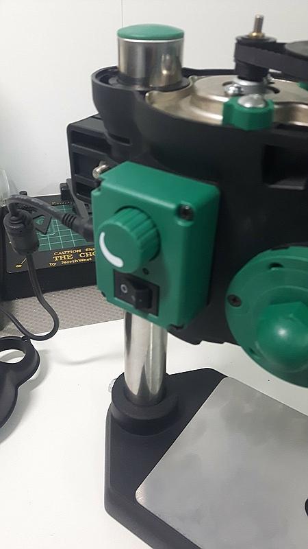 MasterTools-8505-Tischbohrmaschine-8 Tischbohrmaschine von MasterTools (HobbyBoss / Trumpeter) 08505