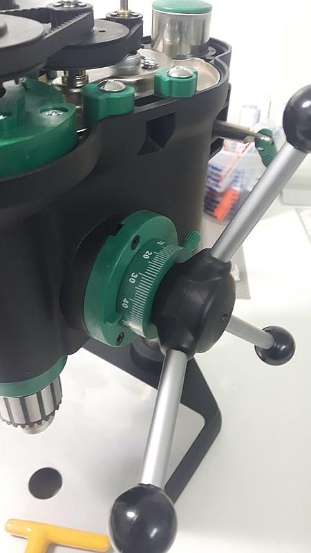 MasterTools-8505-Tischbohrmaschine-9 Tischbohrmaschine von MasterTools (HobbyBoss / Trumpeter) 08505