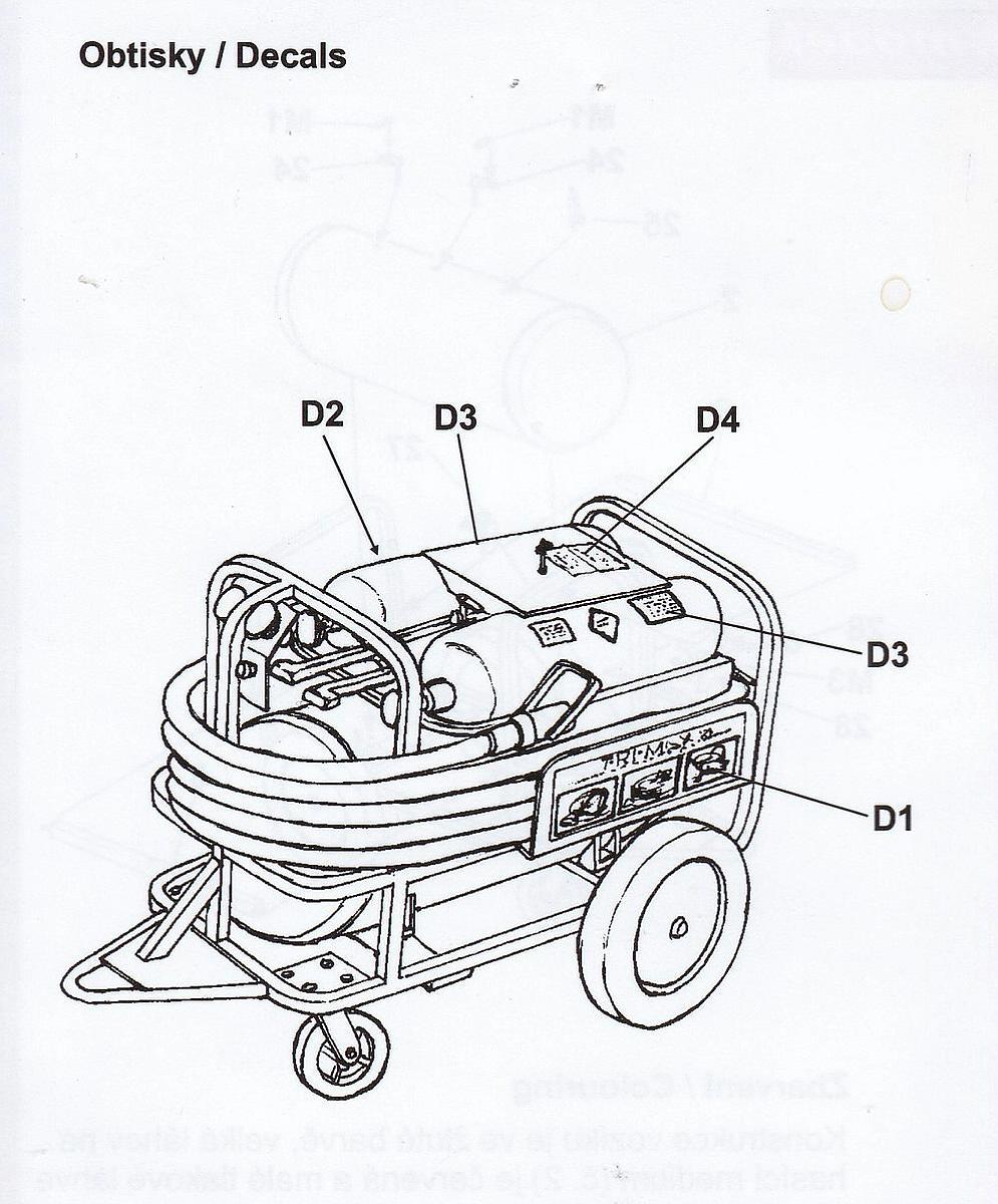 PlusMOdel-AL-4067-Flightline-Extinguisher-2 Flightline Extinguisher im Maßstab 1:48 von PlusModel AL 4067