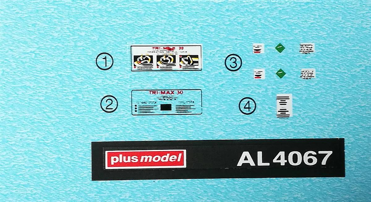 PlusMOdel-AL-4067-Flightline-Extinguisher-5 Flightline Extinguisher im Maßstab 1:48 von PlusModel AL 4067