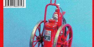 Wheel extinguisher im Maßstab 1:48 von PlusModel AL-4074