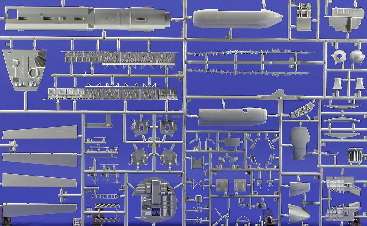 Revell-03916-Transall-ESS-NG-20 Transall C-160 ELOKA ESS / NG im Maßstab 1:72 von Revell 03916