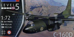 Transall C-160 ELOKA ESS / NG im Maßstab 1:72 von Revell 03916