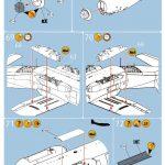 Revell-03916-Transall-ESS-NG-Bauplan17-150x150 Transall C-160 ELOKA ESS / NG im Maßstab 1:72 von Revell 03916