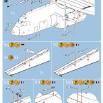 Revell-03916-Transall-ESS-NG-Bauplan22-150x150 Transall C-160 ELOKA ESS / NG im Maßstab 1:72 von Revell 03916