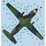 Revell-03916-Transall-ESS-NG-Farbschemen-1-150x150 Transall C-160 ELOKA ESS / NG im Maßstab 1:72 von Revell 03916