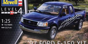 `97 Ford F-150 XLT im Maßstab 1:25 von Revell 07045