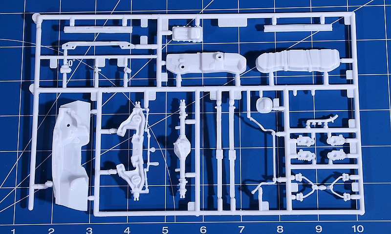 Revell-07045-Ford-F-150-XLT-1997-8 `97 Ford F-150 XLT im Maßstab 1:25 von Revell 07045