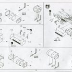 Review_Hobby-Boss_M911_C-HET_077-150x150 M911 C-HET with M747 Heavy Equipment Semi Trailer - Hobby Boss 1/35