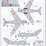 Zvezda-7317-MiG-15-20-150x150 MiG-15 in 1:72 von ZVEZDA 7317