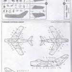 Zvezda-7317-MiG-15-25-150x150 MiG-15 in 1:72 von ZVEZDA 7317