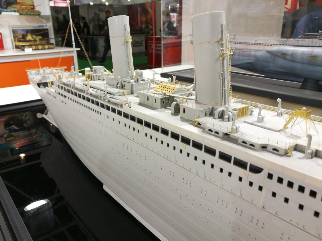 04 Trumpeter stellt Titanic in 1:200 vor !