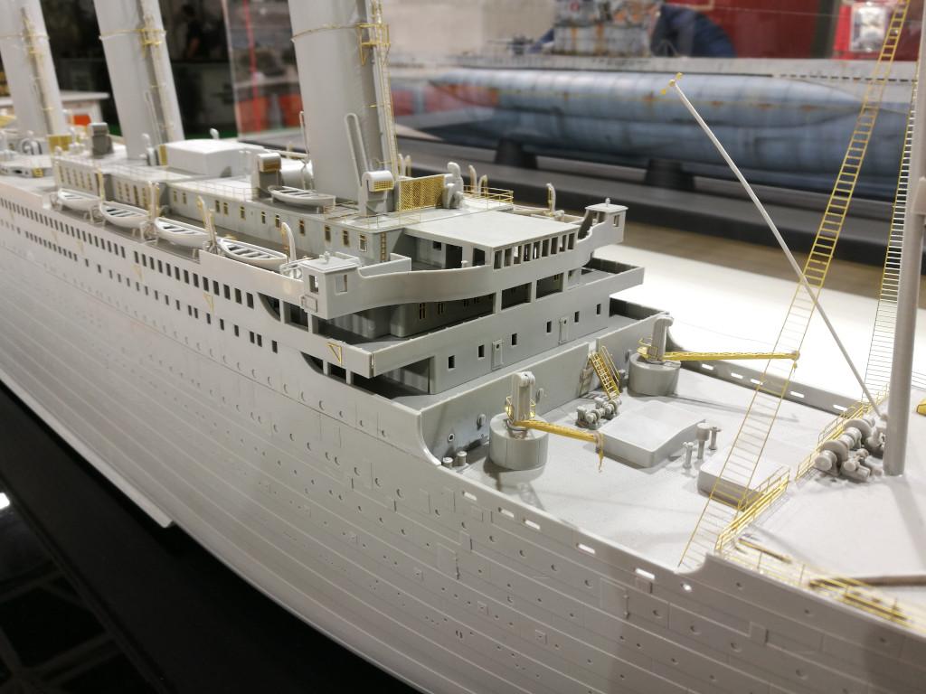 05 Trumpeter stellt Titanic in 1:200 vor !